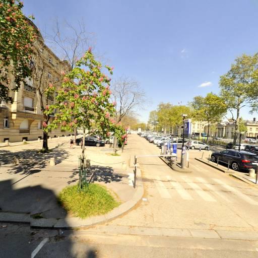 Joffre Ecole Militaire - Parking public - Paris