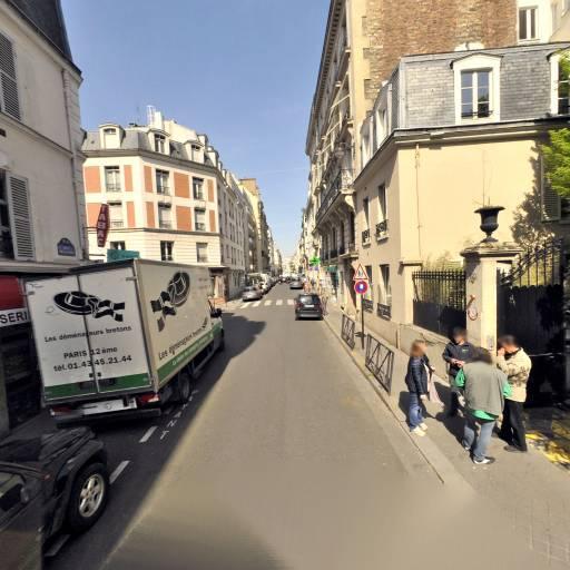 7 Ieme Art - Imprimerie et travaux graphiques - Paris