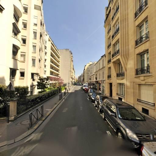 Résidence Mozart La Fontaine - Résidence avec services - Paris