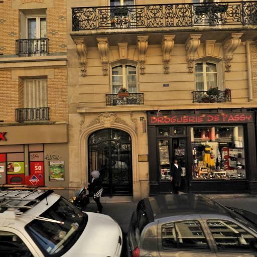 La Marchande de Couleurs - Droguerie - Paris