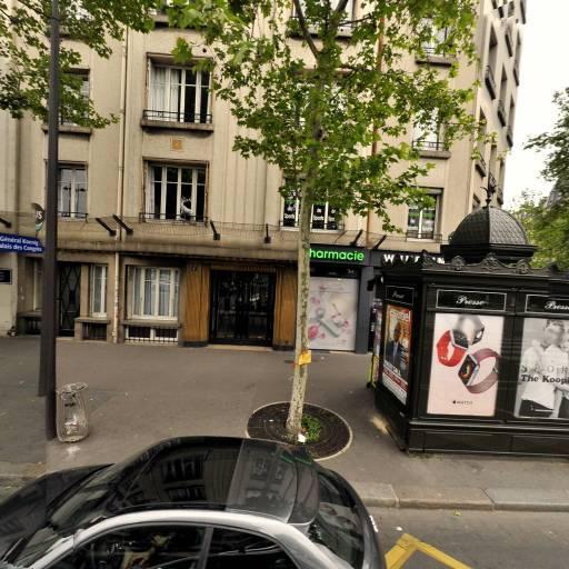 Monceau Fleurs - Fleuriste - Paris