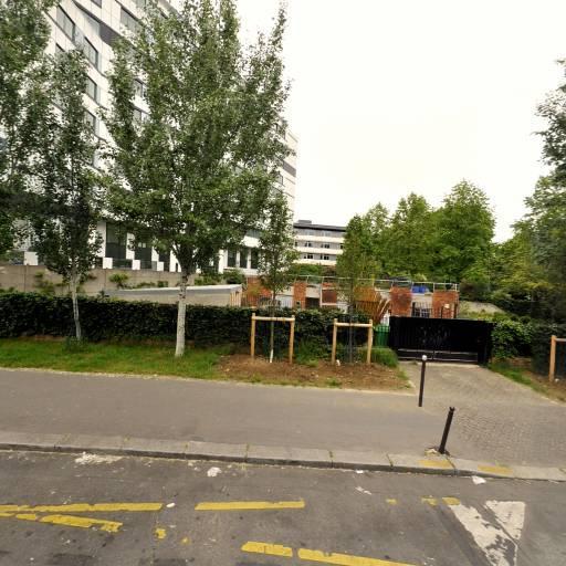 Square Du Cardinal-Petit-De-Julleville - Parc et zone de jeu - Paris
