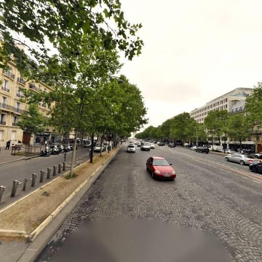 Station Vélib' Grande Armée - Brunel - Vélos en libre-service - Paris