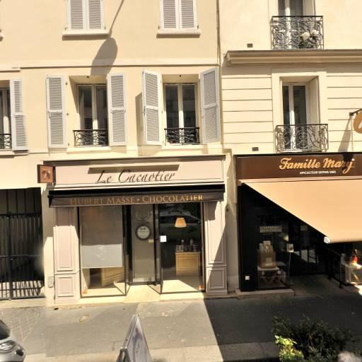 Levis Maree - Poissonnerie - Paris
