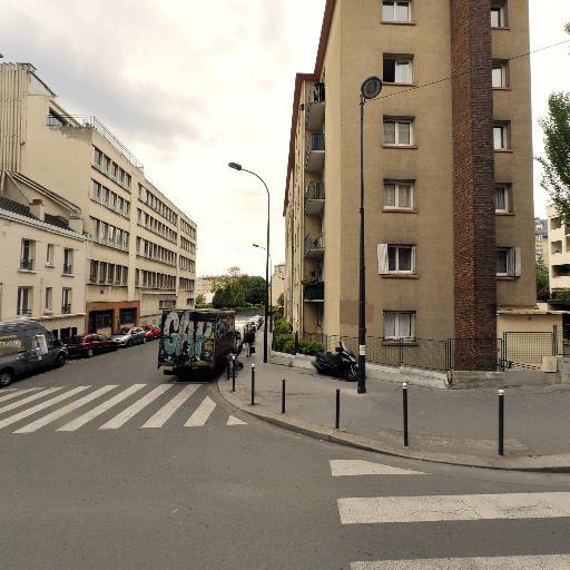 Zanlonghi Géraldine - Cours de yoga - Paris