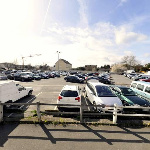Parking Chasse - Parking - Melun