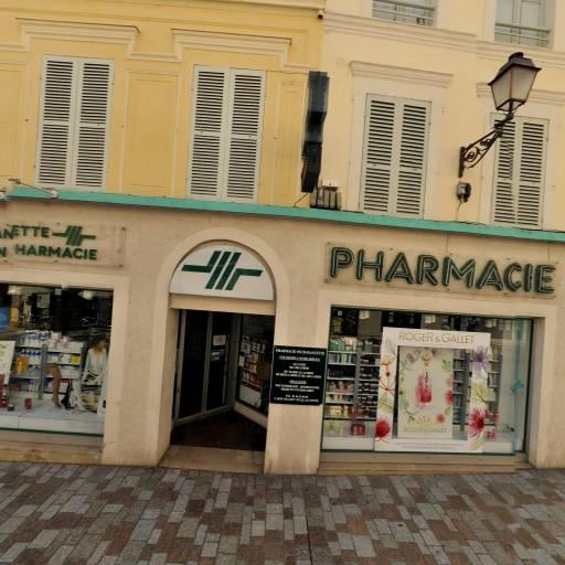Pech Fiancette Corinne - Pharmacie - Melun