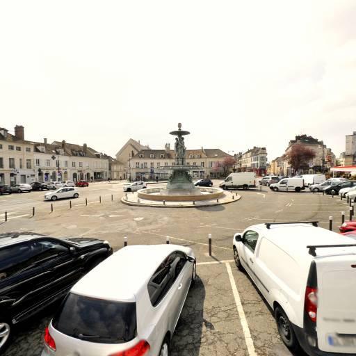Parking Saint-Jean - Parking - Melun