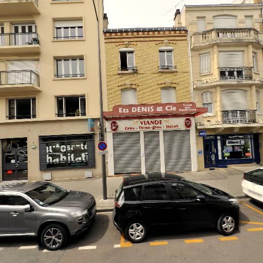 Denis Et Compagnie - Commerce en gros de viandes - Reims