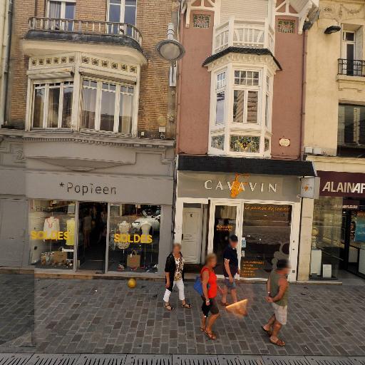 Cavavin - Lieu - Reims