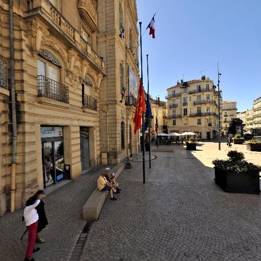 Hôtel de ville - Attraction touristique - Béziers