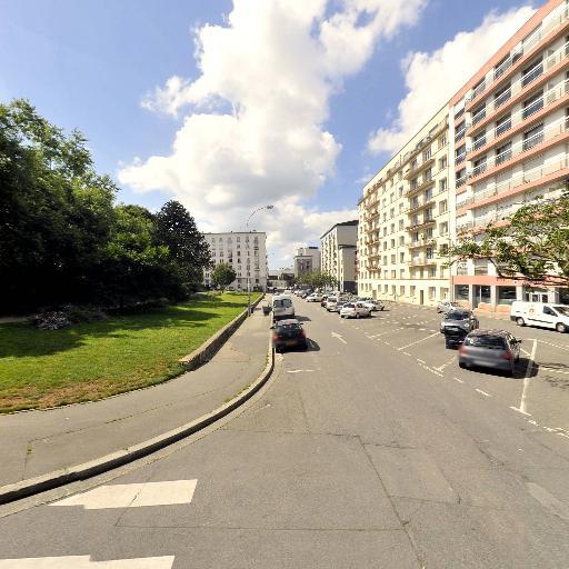 Parking Q Park Branda - Parking public - Brest