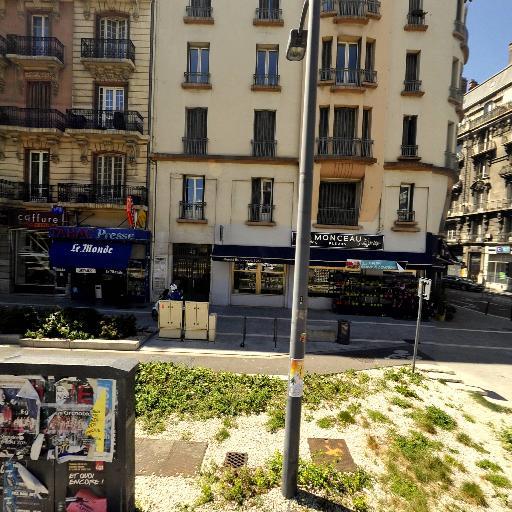 Monceau Fleurs - Jardinerie - Grenoble