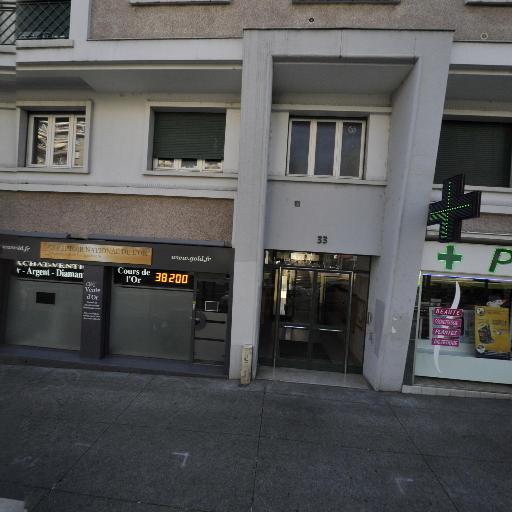 Maison Française de l'Or - Bijoux - Grenoble