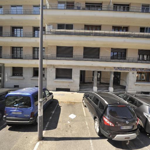 Credit Municipal - Courtier financier - Grenoble