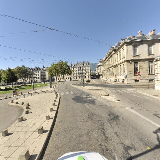 Aire de covoiturage Verdun - Aire de covoiturage - Grenoble