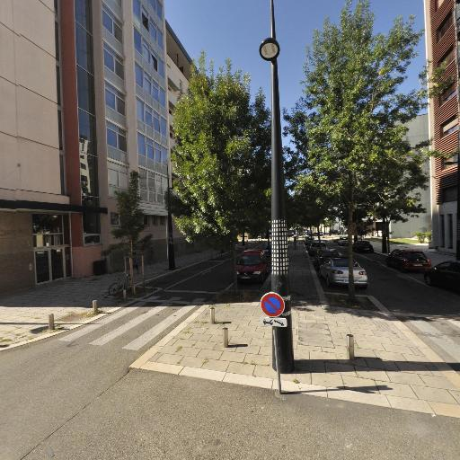 Parking Grenoble Gares Europole - PARK GRENOBLE ALPES METROPOLE - Parking public - Grenoble