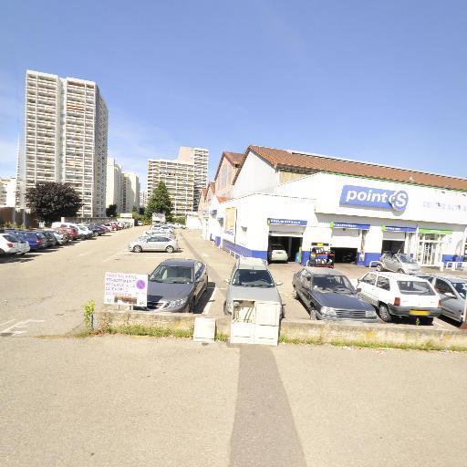 Point S Centre Auto Bergson - Vente et montage de pneus - Saint-Étienne