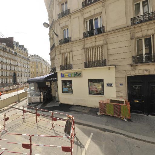 Madrid - Parking public - Neuilly-sur-Seine