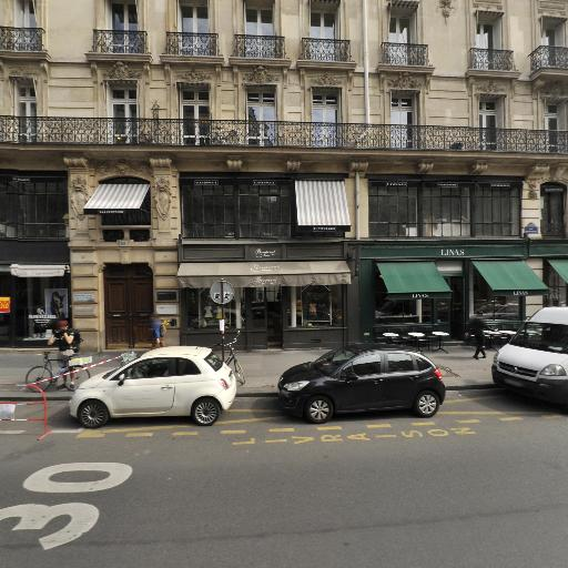 Hipanema - Siège social - Paris