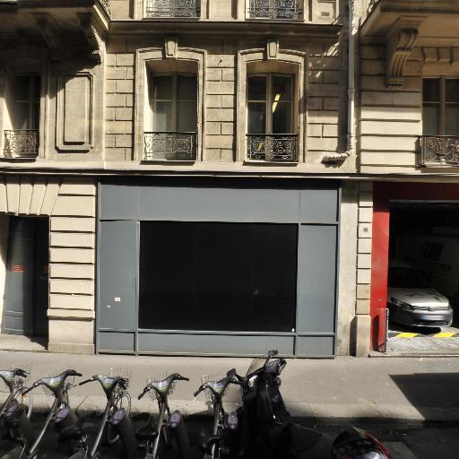 Station Vélib' Mathurins - Auber - Vélos en libre-service - Paris