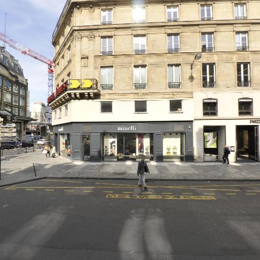 Station Vélib' Pont Neuf - Rivoli - Vélos en libre-service - Paris