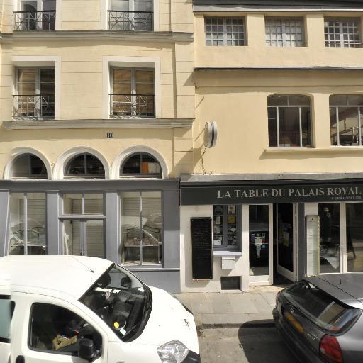 La Table du Palais Royal - Restaurant - Paris