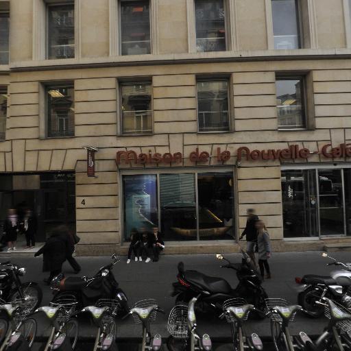 Station Vélib' Ventadour - Opéra - Vélos en libre-service - Paris