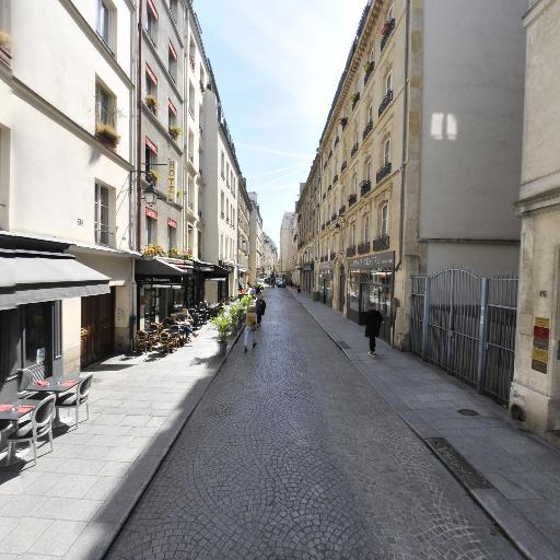 du 22 R Lucien Sampaix - Parking public - Paris