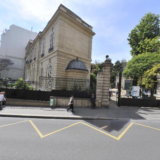 Playground Saint Georges - Parc et zone de jeu - Paris