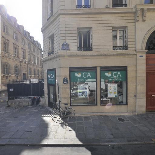 Caixa Central De Credito Agricola Mutuo - Banque - Paris