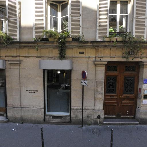 Emanuel Vischer - Tailleur - vêtements sur mesure - Paris