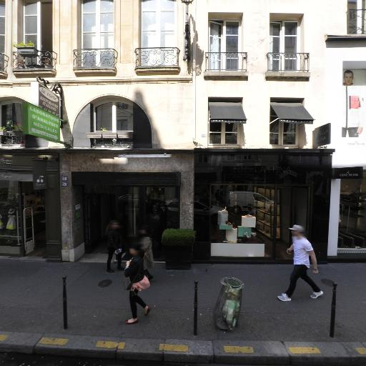 Eaux Rares - Siège social - Paris