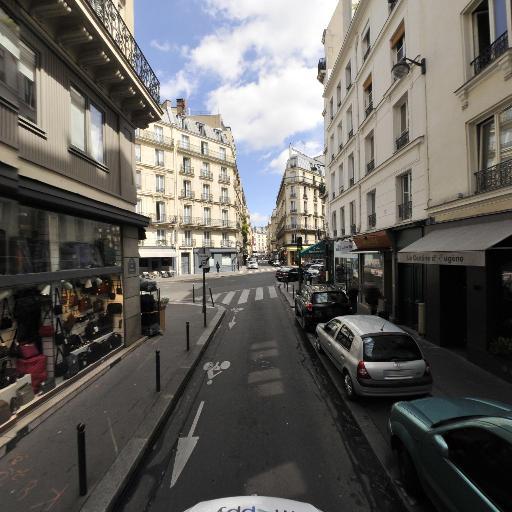 Hotel Eugène en Ville - Restaurant - Paris