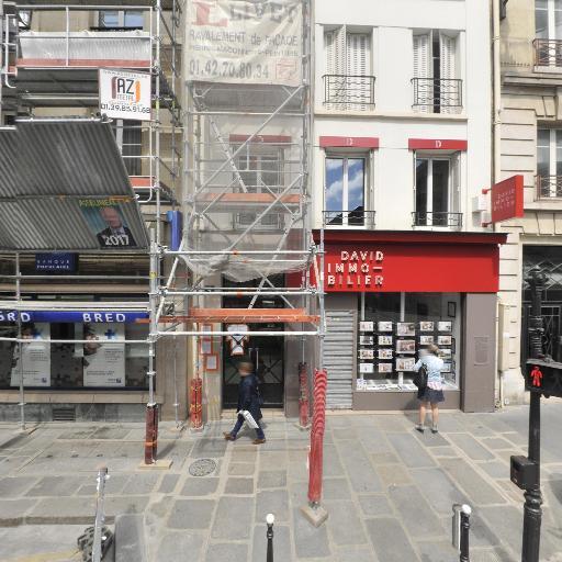 David Immobilier St Georges-Martyrs - Administrateur de biens - Paris
