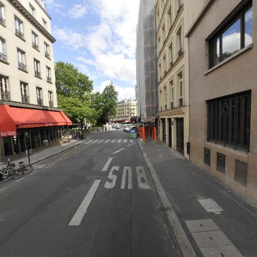 Station Vélib' Londres - Place d'Estienne d'Orves - Vélos en libre-service - Paris