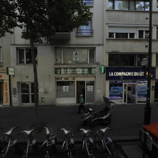 Julie Ait Mellal - Relaxation - Boulogne-Billancourt