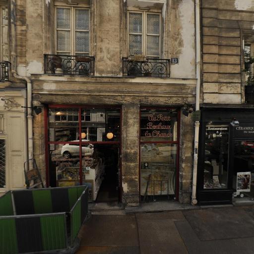 Tayeb Hamani Samir - Café bar - Paris