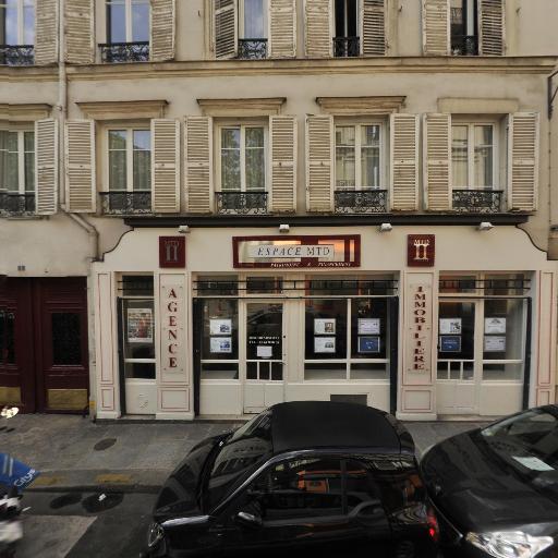 Idoux Liliane - Architecte - Paris
