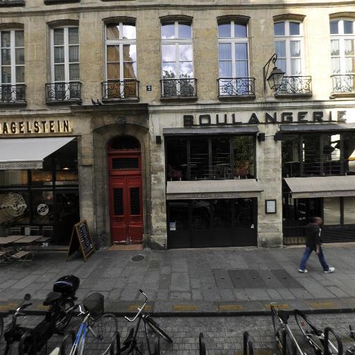 Boulangerie Heurtier RIVER SERVICES - Boulangerie pâtisserie - Paris