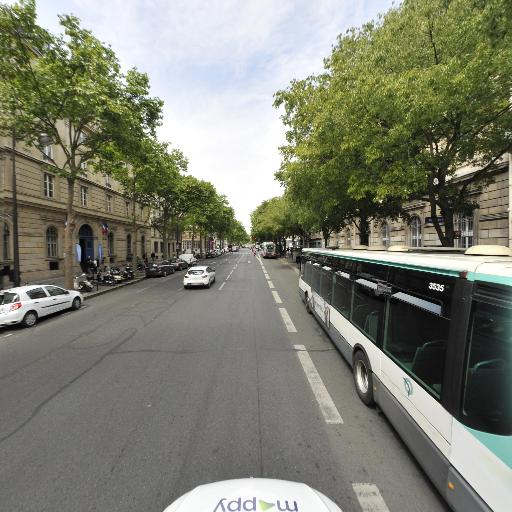 Amf Immeuble - Association humanitaire, d'entraide, sociale - Paris