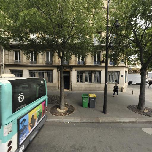 Sol - Extincteurs - Paris