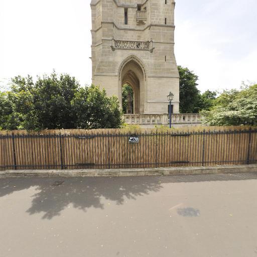 Tour Saint-Jacques - Sites et circuits de tourisme - Paris