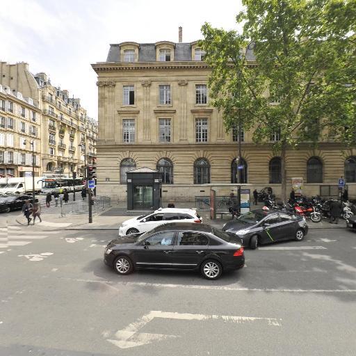 Bibliothèque de l'Hôtel de Ville - Bibliothèque et médiathèque - Paris