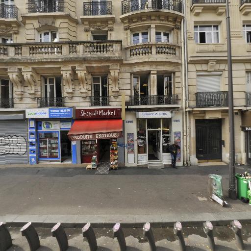 Metz Telecom Koya Siraj - Vente de téléphonie - Paris
