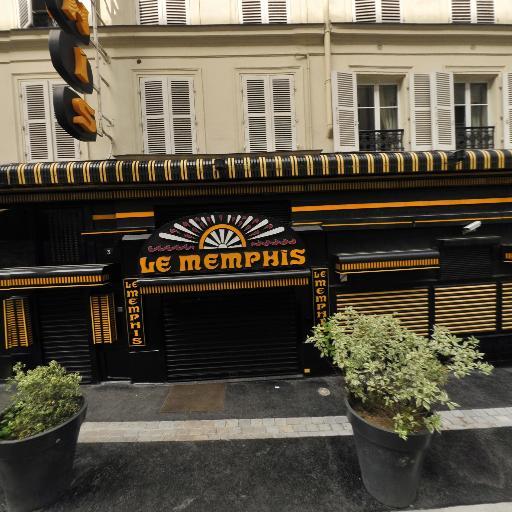 Le Memphis - Discothèque - Paris