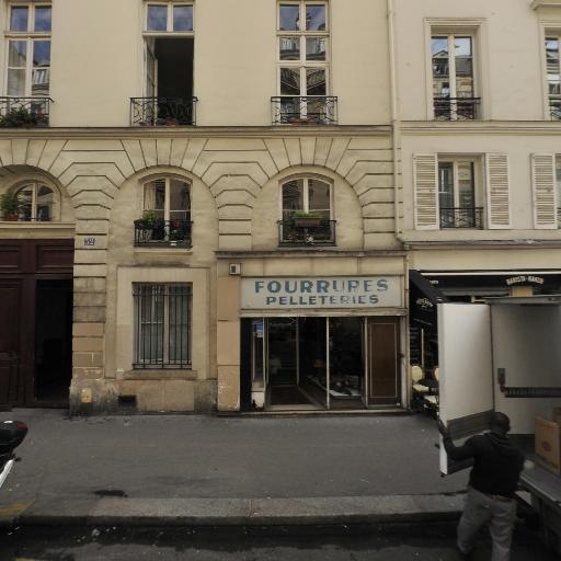 Kalfa Daniel - Fourrures - Paris