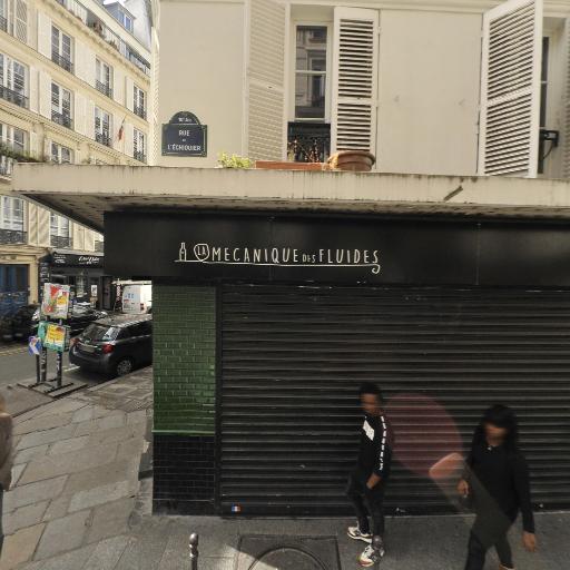 La Mecanique des Fluides - Café bar - Paris