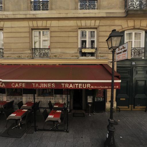 Zerda Café - Restaurant - Paris