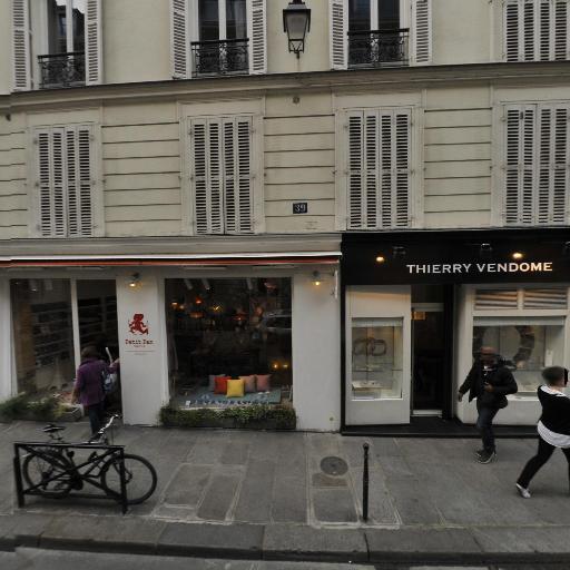 Tuhdarian Thierry - Création en joaillerie - Paris